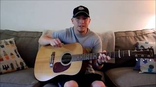 """""""Beautiful Crazy"""" By Luke Combs   Cover By Timothy Baker"""