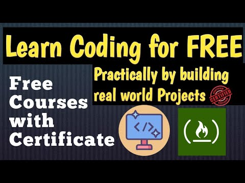 FreeCodeCamp Free Coding Courses with Certificate   Learn ...