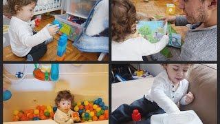 10 jeux avec bébé