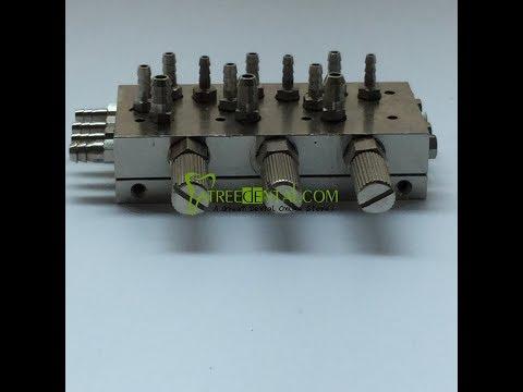 3 in 1 valve
