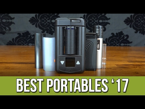 Best Portable Vaporizers 2017