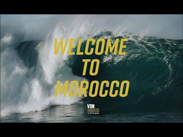 Descubren Izquierdas Monstruosas en Marruecos