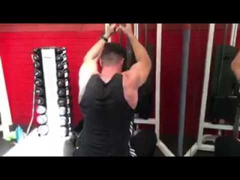 Back Gym Exercise