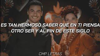 Natalia Jiménez Y Carlos Rivera   El Destino Con Letra