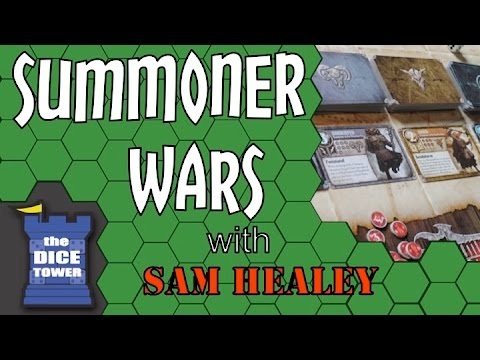 Summoner Wars - A Dice Tower Review with Sam Healey
