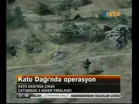 Kato Dağı'nda operasyon sıcak temas. 2 Asker yaralandı.