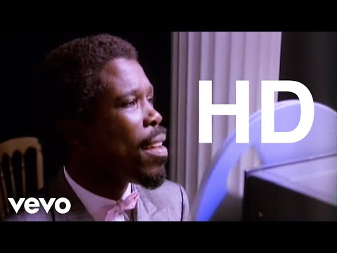 Billy Ocean - Mystery Lady (Official HD Video)