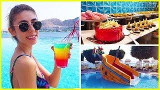 Tatil Vlog Otel Havuz Alışveriş Yaz Tatili Günlük Rutin Eğlenceli Çocuk Videosu Dila Kent