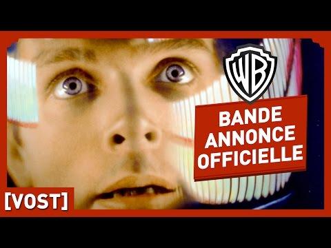 2001: L'Odyssée de L'Espace - Bande Annonce Officielle (VOST) - Stanley Kubrick
