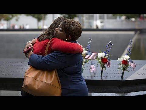 ΗΠΑ: Φόρος τιμής για τα θύματα της 11ης Σεπτεμβρίου