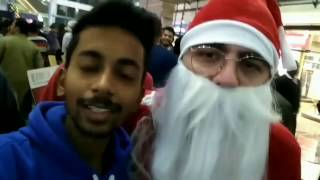 Merry Cristmas Celebration with  Santa Claus by abhay TECH