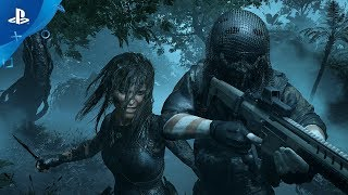 Shadow of the Tomb Raider - Takedowns | PS4