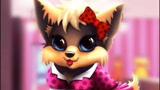 Игровой мультик про собачку. Щенок Алиса в костюме ЛЕДИ БАГ. Играем в детскую игру