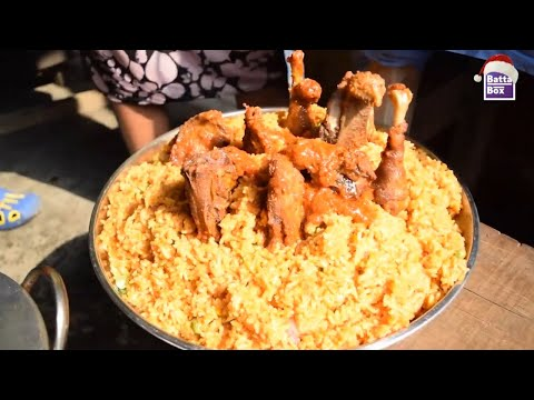 How to cook Christmas Dinner for Nigerian Children