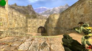 Counter Strike 1.6 - 5v5 Nice Match - Terror Only