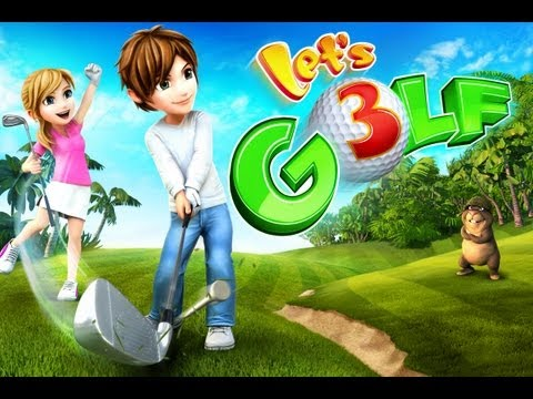 Video of Let's Golf! 3