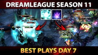 BEST PLAYS - GROUPSTAGE - Day 7 - STOCKHOLM MAJOR - DreamLeague Dota 2