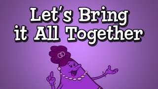 "Conjunction Song From Grammaropolis - ""Let's Bring It All Together"""
