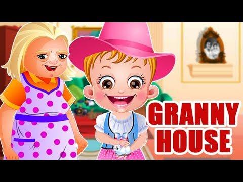Video of Baby Hazel Granny House
