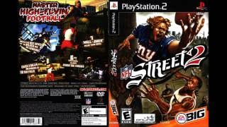 NFL Street 2 [Yung Wun ft DMX, David Banner, & Lil Flip-Tear It Up [DIRTY] [HD] 2004