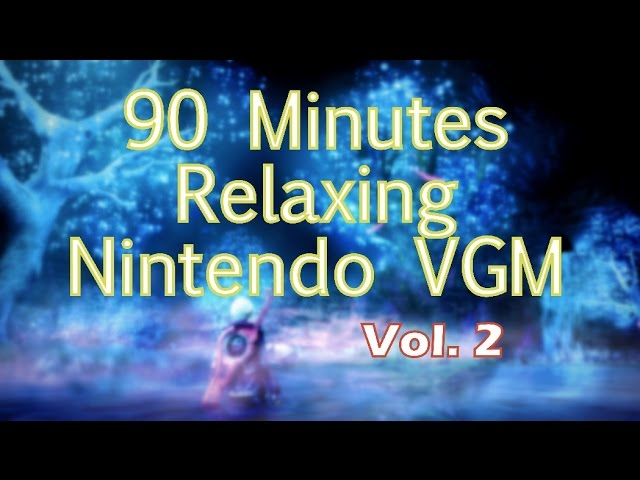 Relaxing Video Game Music For 3 Hours Vol 2 Youtube - Imagez co