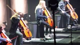 Apocalyptica -  Harvester Of Sorrow (live, Warszawa)