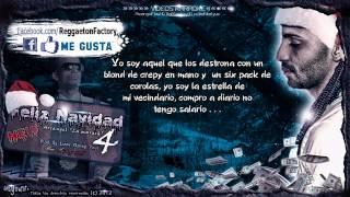 """Arcangel - """"Feliz Navidad 4"""" con Letra ★New Reggaeton 2012★"""