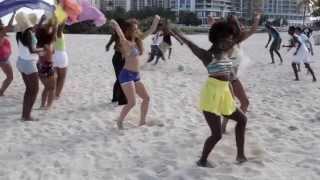 OMI - Cheerleader (Felix Jaehn Remix) [Official Video BTS]