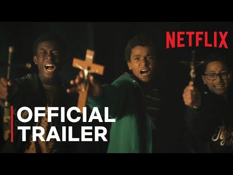 Vampires vs. the Bronx Movie Trailer