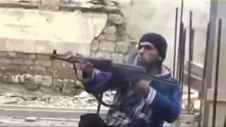 Syria  Ak47 Missfire