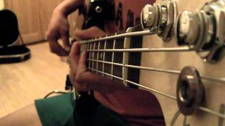 When I Met You - APO Hiking Society (bass cover)