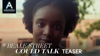 If Beale Street Could Talk (2018) Video