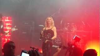 "Arch Enemy Live Mexico 2012 ""No Gods, No Masters"""