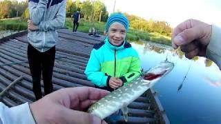 Рыбалка на черном озеро гатчина
