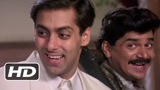 Salman Khan Gate Crashes Ladies Program - Hum Aapke Hain Koun