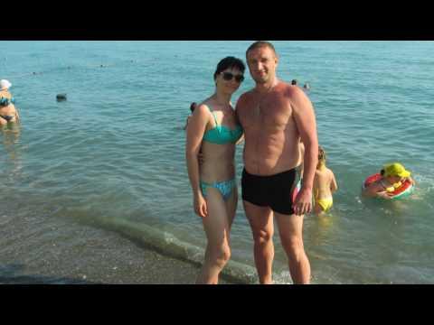 Наш отдых в Лазаревском 2017 | слайд-шоу