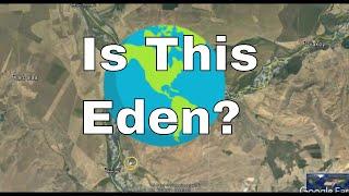 The Location of The Garden of Eden