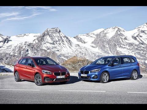 2018 BMW 2er Active Tourer LCI & BMW 2er Gran Tourer LCI