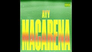 Musik-Video-Miniaturansicht zu Ayy Macarena Songtext von Tyga