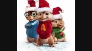 Chipmunks - Santa Claus Is Coming To Town (Mariah Carey)