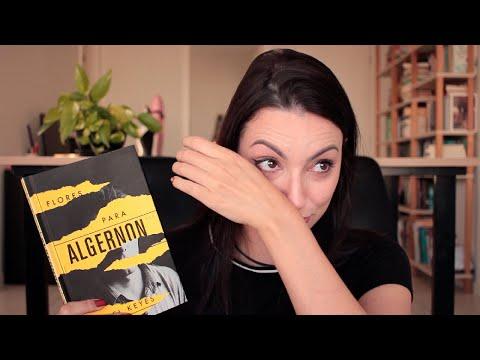 todos deveriam ler Flores para Algernon