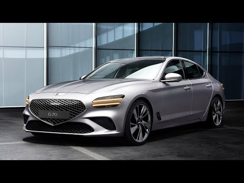 Genesis Makes A STATEMENT - Luxury FACELIFT Genesis G70 2021 Review