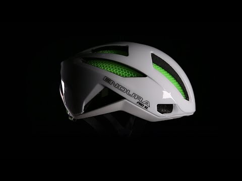 Endura Pro SL hjelm Blå video