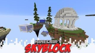 TOP TEN! - Skyblock Season 4 - EP03 (Minecraft Video)