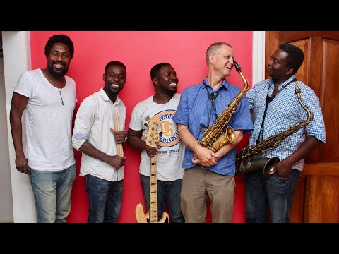 JOY album trailer | Benjamin Boone with the Ghana Jazz Collective  | Available on Origin Records online metal music video by BENJAMIN BOONE