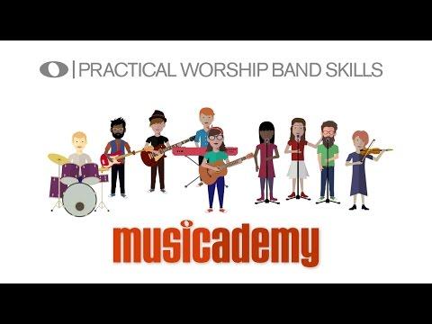 Worship Band Skills from Musicademy