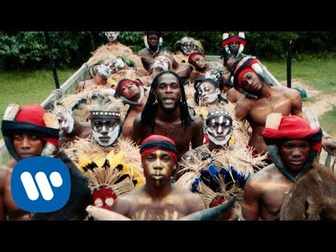 Video: Burna Boy - Wonderful [Official Music Video]
