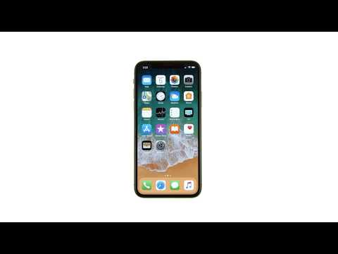 The New Default Ringtone for the iPhone X