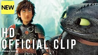 How to Train Your Dragon: The Hidden World (2019) EXCLUSIVE CLIP