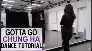"""청하 (CHUNG HA) - """"벌써 12시 (Gotta Go)"""" - Lisa Rhee Dance Tutorial"""